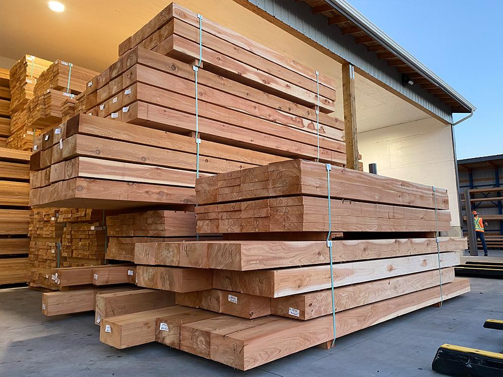 Custom Timber Pallets
